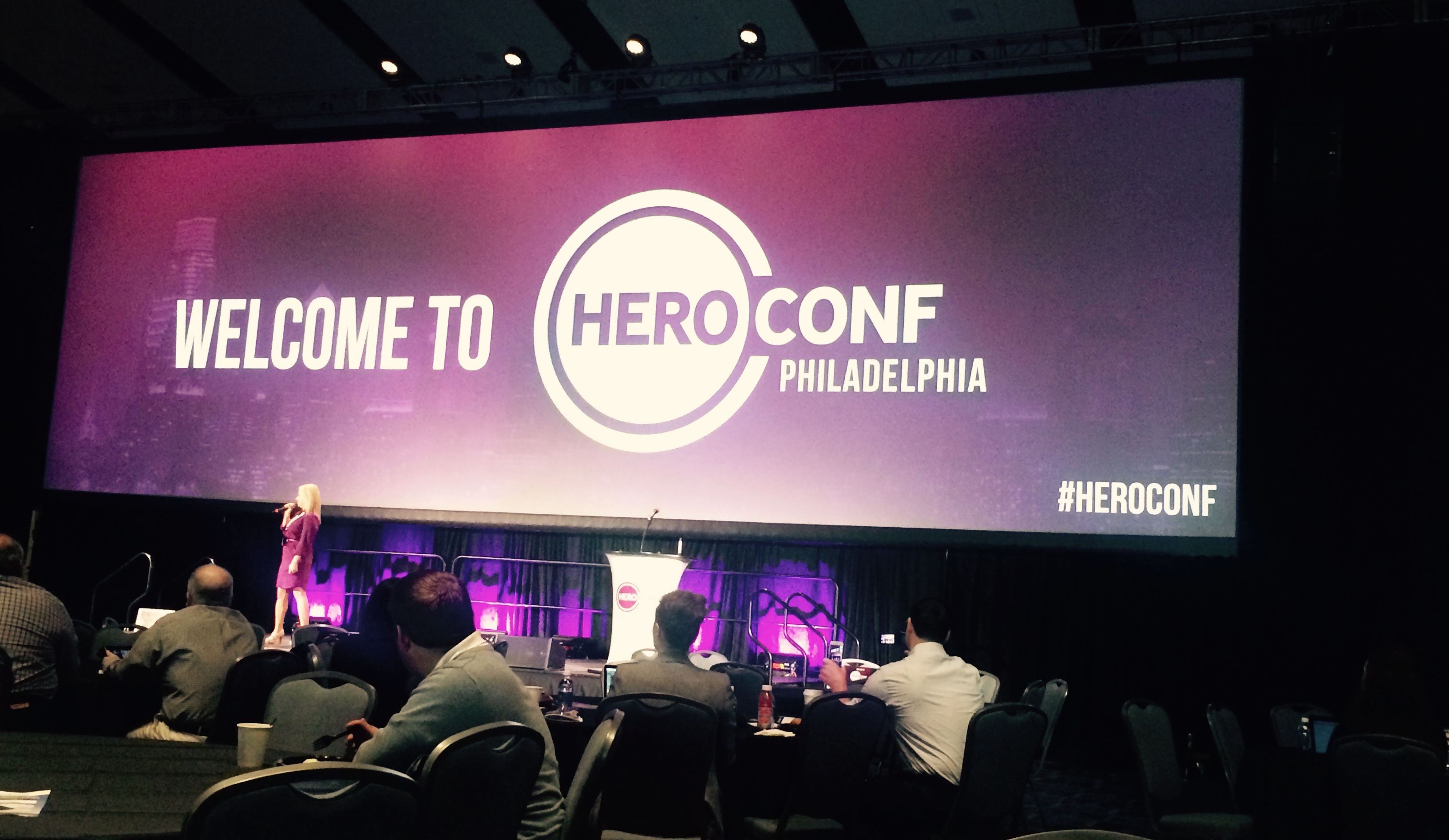 Hero Conf 2016
